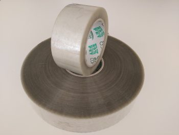 Recycled pet tape